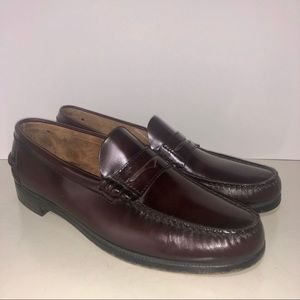 Florsheim Leather Penny Loafers Size 11